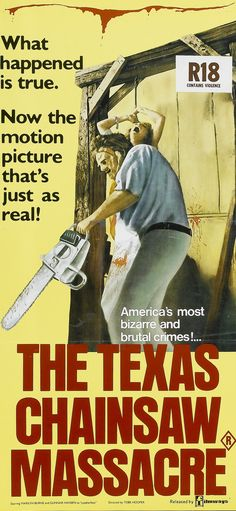 1974 - The Texas Chainsaw Massacre
