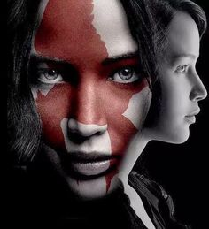 From The Hunger Games to Mockingjay: Katniss