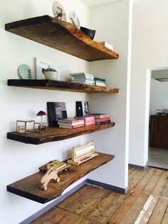 Zwevende Wandplank Hout.Zwevende Plank Steigerhout Gallery Of Zwevende Plank Steigerhout
