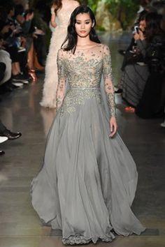 elie saab, spring/summer 2015, Paris Couture Fashion Week,  #pariscouturefashionweek #eliesaab2015 #eliesaab #fashion #catwalk #paris #couturefashion