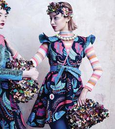 striped #crochet shirt from celiab fashion line