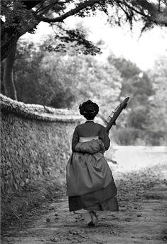 Kim Jungman (b. 1954), Costume of Wind, 184cm x 128cm, 1996