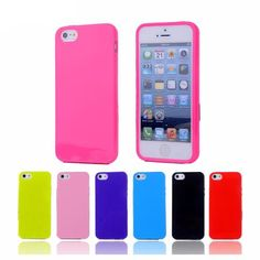 Dare to 2 Buy - Rubber Soft Back Case for Apple IPhone 4, 4S  - 12