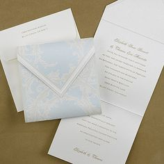 Garniture - Invitation weddingneeds.carlsoncraft.com