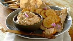 Smoked Snoek Patè Spice Combinations, Acai Bowl, Muffin, Spices, Herbs, Yummy Food, Breakfast, People, Recipes