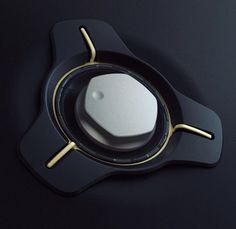 Id Design, Form Design, Material Design, Wall Design, Graphic Design, Radial Pattern, Toasters, Mechanical Design, Futuristic Architecture