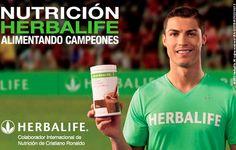 Herbalife, alimento de campeones!