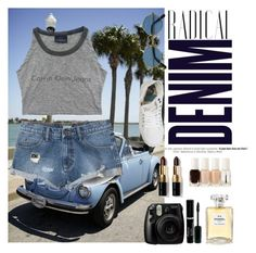 """I wish summer was all year round"" by fifi19 ❤ liked on Polyvore featuring Alima, Essie, RVCA, Bobbi Brown Cosmetics, Chanel and Roxy"