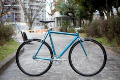 #Affinity LoPro #fixedgear #bicycle