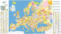European Map With Cities Wallpaper Desktop Background with HD Wide Wallpapers 8268x4724 px 16.67 MB