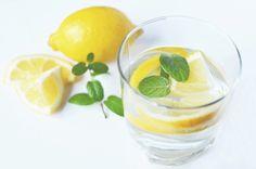 citroenwater smorgens drinken