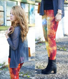 galaxy leggings