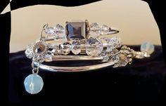 Diamond Earrings, Sapphire, Crown, Jewelry, Design, Fashion, Diamond Studs, Corona, Jewlery