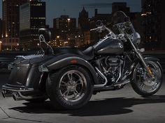 2016 Harley-Davidson® FLRT Freewheeler® | Bruce Rossmeyer's Harley-Davidson® | Ormond Beach Florida