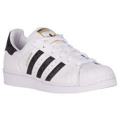 4dc11c4964 adidas Originals Superstar - Women s - White   Black Casual Sneakers