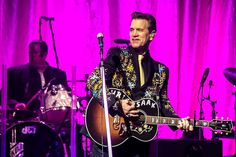 Chris Isaak Breathes New Life Into Vintage Sounds at House of Blues
