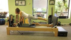 Advanced Pilates Reformer Jumpboard
