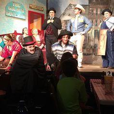 #Cheyenne Old Fashioned Melodrama - lots of fun