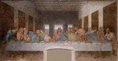 Ultima cena Leonardo Milano restauro