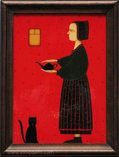 Hostess by Alexander Shibniov www.INMODERN.com