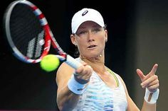 BRISBANE, Australia (AFP) - Dunya News - Stosur faces Petkovic in opening Fed Cup match Australia have not featured in a Fed Cup final for more than two decades.  #Sports #FedCup #WomenTennis #Tennis