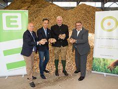 Biomasse-Heizwerk in Hart bei Graz eröffnet - ORF.at