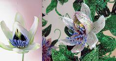 Бисерная флористика | Наука и жизнь