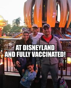 @disneyland and FULLY VACCINATED! YOU WONT GET MEASLES FROM US. #LOL #lmfao #disneyland #disney #california @marriottintl @marriotthotels @marriottrewards @marriottrewardsfamily @marriottrewards #marriott #jwmarriott #familyvacation #instatraveling #worldtraveling #travel #worldtraveler #family #vacation #traveling #mustdo #fun #bootcamp #fitspo #squats #latrainer #crossfit #eatclean #shermanoaks #studiocity #starwars #theforceawakens #jedi #donuts by mosthatedtrainer
