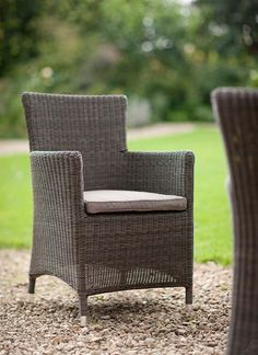 Our Chilgrove Chair made from weatherproof PE Rattan goes perfectly with our outdoor tables Fire Pit Furniture, Rattan Garden Furniture, Sectional Furniture, Country Furniture, Outdoor Furniture, Outdoor Tables And Chairs, Outdoor Dining Set, Table And Bench Set, Stylish Chairs