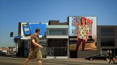 sonia albuquerque-desenho ,pintura,arte postal e poesia: Outdoor - Fotomontagem -I