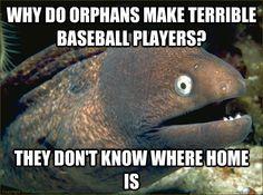 The Bad Joke Eel Delivers The Morning Hilarity