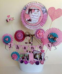 Birthday Cheers, Birthday Box, Birthday Bouquet, Balloon Gift, Candy Bouquet, Gift Hampers, Birthday Party Decorations, Design Crafts, Diy Gifts
