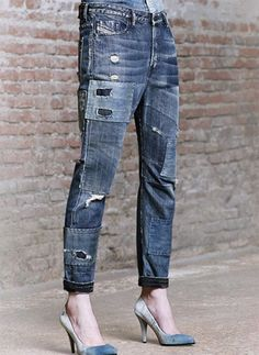 Diesel Spring Summer 2015 Denim Collection/Atelier