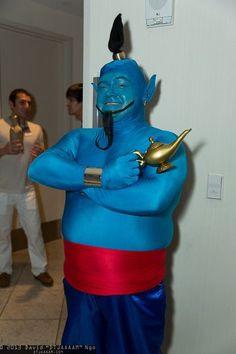 child aladdin genie costume - Google Search