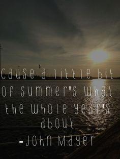 John Mayer--Wildfire