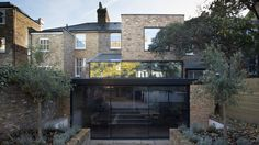 Giles Pike Architects adds stepped glass extension to Victorian house in south London Glass Extension, House Extension Design, House Design, Extension Ideas, Side Extension, Dublin House, London House, Interior Design Images, Interior Design Boards