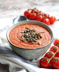 Fyldig tomatsuppe med linser - LINDASTUHAUG