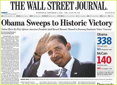 President Obama wins newspaper headlines - Google Search