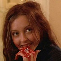 Katharine Isabelle in the movie: Ginger Snaps