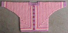 Free Knitting/Knitted Baby Jacket Pattern