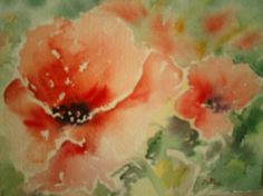Coquelicots (2) « Petra Wauters