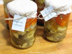 Escalivada en conserva para tener verduras conservadas al vacío para todo el año. Aprende cómo se hace la conserva con esta receta