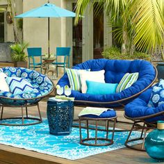 Outdoor Furniture Collections: Wicker, Metal & Wood   Pier 1 Imports