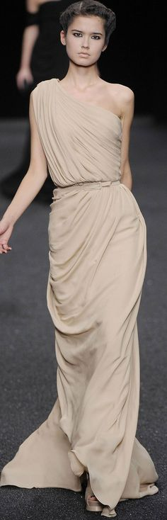 Elie Saab Spring 2010 | The House of Beccaria#