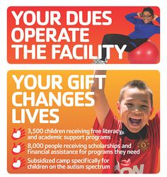 Annual Campaign | Mission Valley YMCA