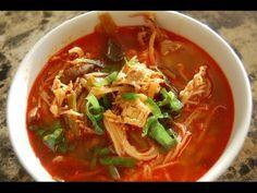 How to Make Yukgaejang - CozyBogie Recipe Most Popular Recipes, New Recipes, Korean Recipes, Korean Dishes, Korean Food, Shredded Beef, Stuffed Hot Peppers, Food Videos