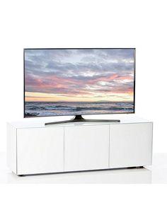 Gloss White TV cabinet