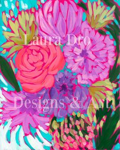 Peony in Lavender-16x20 print