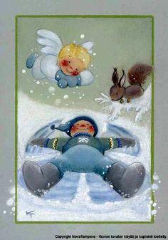 Kaarina Toivanen ~ Snow Angel