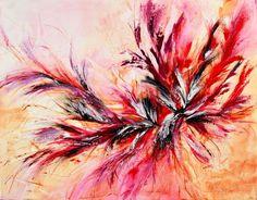 'Flowery Dreams' von Maria Killinger bei artflakes.com als Poster oder…